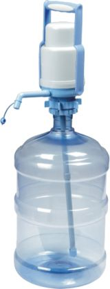Drinking Water Bottle with Pump