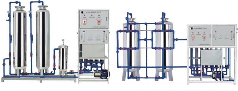 S/S Luxurious Type Pure Water Equipment